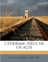 """Édition américaine de """"L'Épidémie"""", Nabu Press, 2010"""