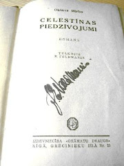 """Traduction lettonne du """"Journal d'une femme de chambre"""", 1932"""