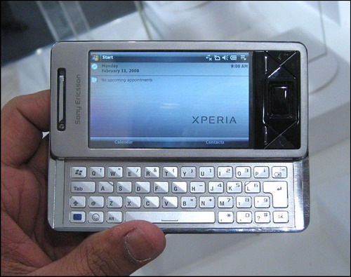 Information on Sony Ericsson