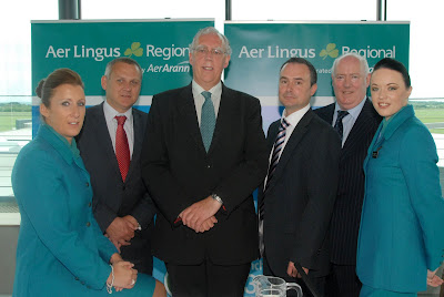 MEDIA IMAGES Minister Tony Killeen Attends Shannon Airport Services Launch