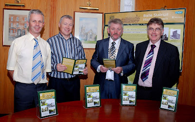 MEDIA IMAGES Launch Of Ennis Historic Town Brochure
