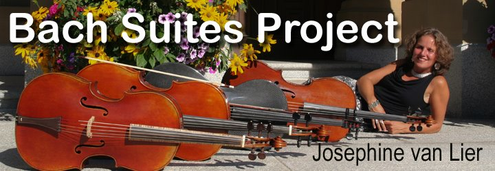 Bach Suite Project