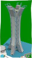 Belle Van Zuylen -tower render