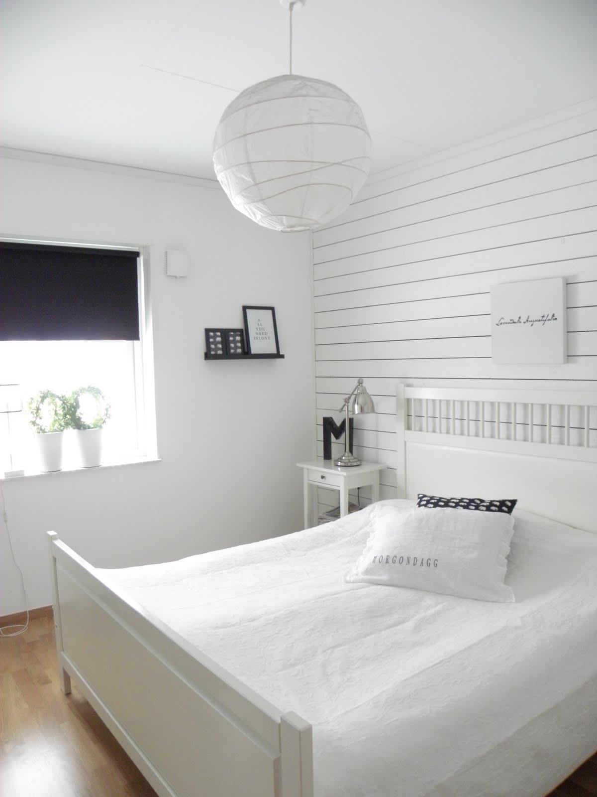Signe 1: Nytt i sovrummet...