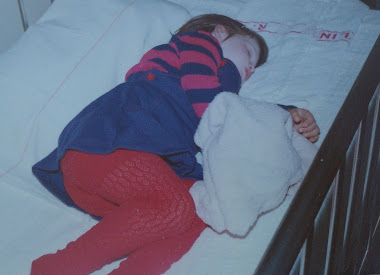 Passed out after a gastrocopy. Aged 3