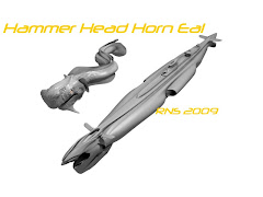 Hammer Head Horn Eal