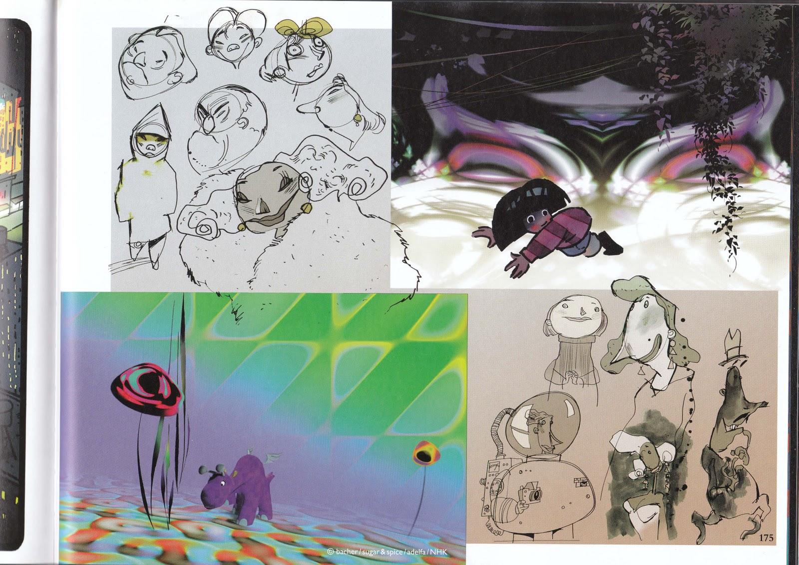 SimonBlog Animation: Book: Dream Worlds by Hans Bacher (0