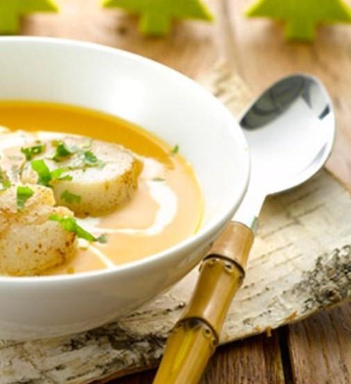 soep is te zoet