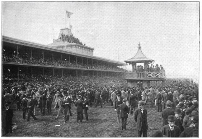 Brooklyn Jockey Club at Gravesend Racetrack (1893)