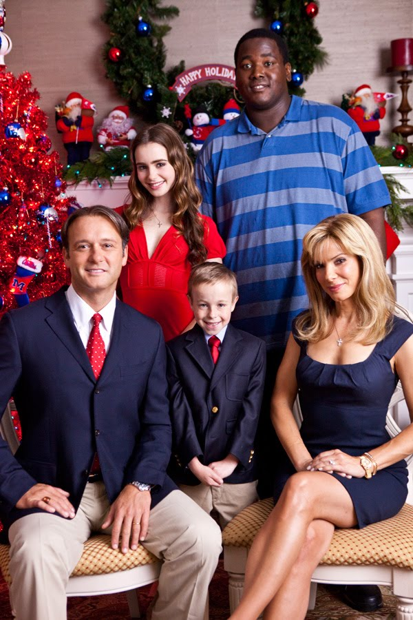 the blind side essay on family
