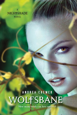 Cover Art: Wolfsbane by Andrea Cremer