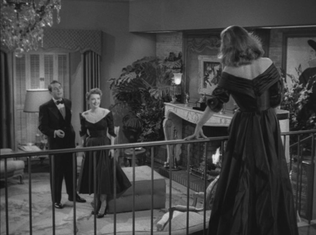 java 39 s journey film fashion eve in all about eve 1950. Black Bedroom Furniture Sets. Home Design Ideas