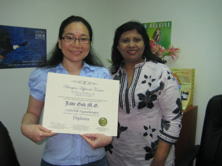Hypnosis Training Hypnotherapy Sessions In Singapore Aich