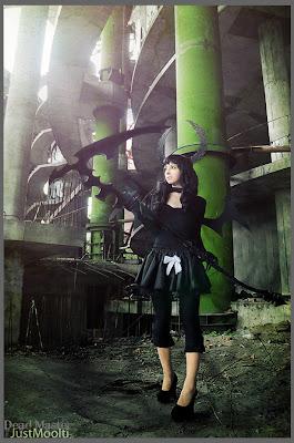 black rock shooter cosplay BlackRockShooter-DeadMasterCosplay3MyAnimeGirls