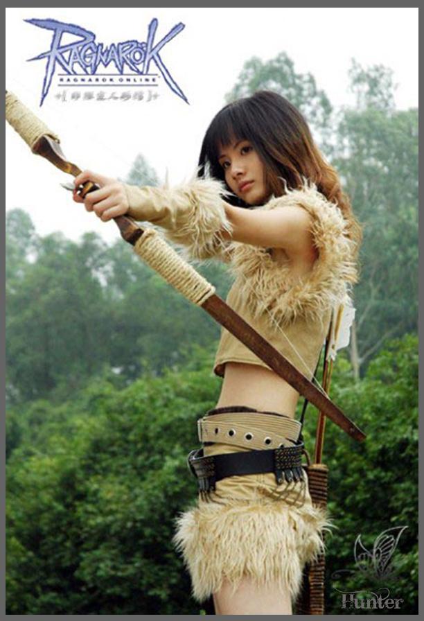 Ragnarok Online Amazing Hunter Cosplay Photos Myanimegirls 2014