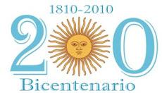 Logo que realicé para la Municipalidad de La Calera del bicentenario de la Patria
