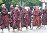 The brave monks of Myanmar