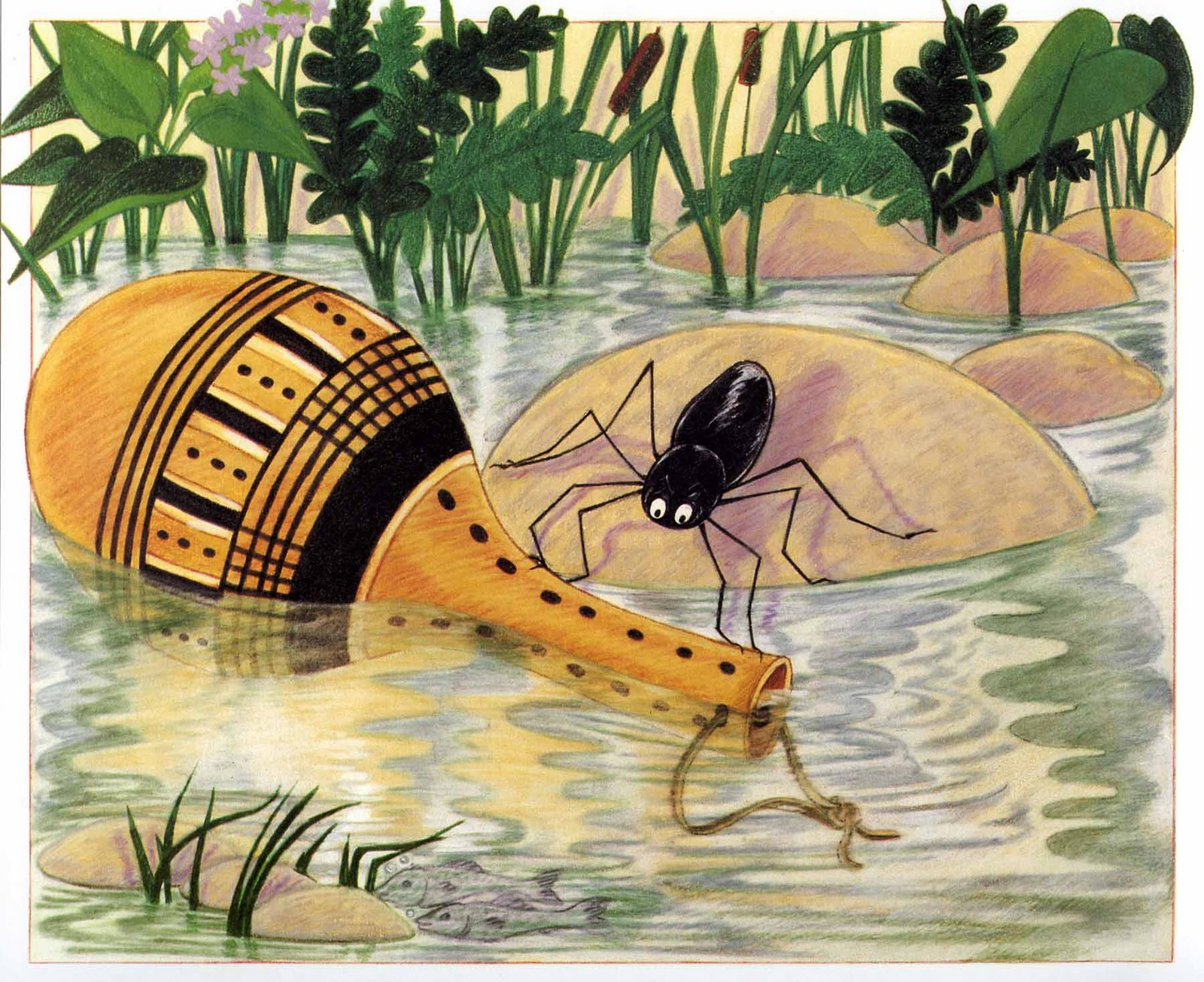 all stories are anansi s Anansi stories august house/story cove  last updated on dec 11, 2015 play all share loading save sign in to  anansi goes to lunch (animated stories for kids.