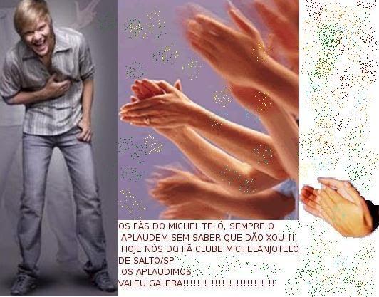 !!!!!!!!!!O FC MICHEL ANJOTELÓ HOMENAGEIA A TODOS OS FÃS CLUBES DO MICHEL TELÓ!!!!!!!!!!