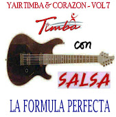 YAIR TIMBA Y CORAZON VOL 7