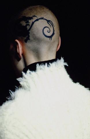 tribal black tattoos. Nice lack tribal dragon