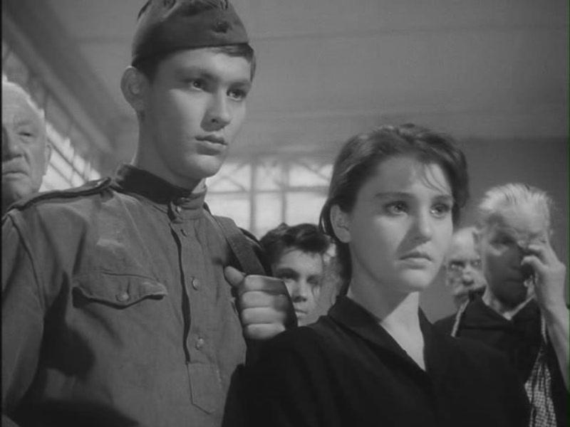 ballad of a soldier response The ballad of tom dooley  the characters are such literary archetypes — straight out of a hundred ballads: the handsome, faithless soldier boy  his response.