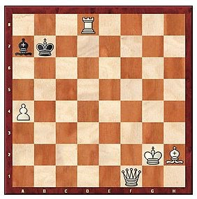Amazing checkmate in 2!