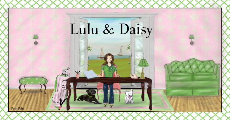 Lulu and Daisy