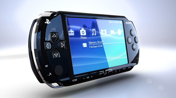 Playstation Portable and I
