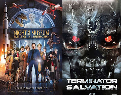 Night at the Museum: Battle of the Smithsonian tops Terminator Salvation