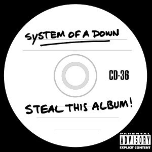 Download  musicasBAIXAR CD System of a Down – Steal This Album!