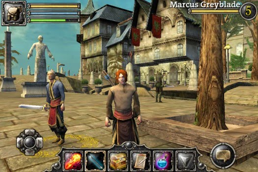 Rpg game for android
