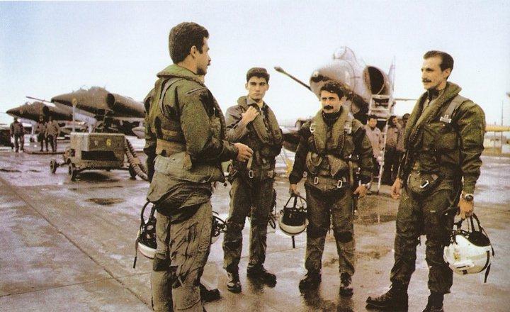 CARLOS CACHÓN: Vivencias, recuerdos y experiencias de un piloto de combate Galahan7