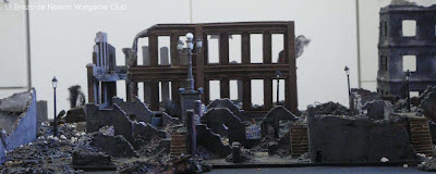 Wargame Photos – City Ruins & Street Fighting