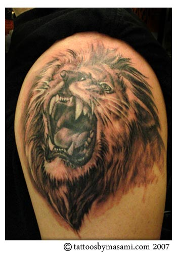 Lion tattoo designs for men picture 14 Lion tattoo designs for men picture