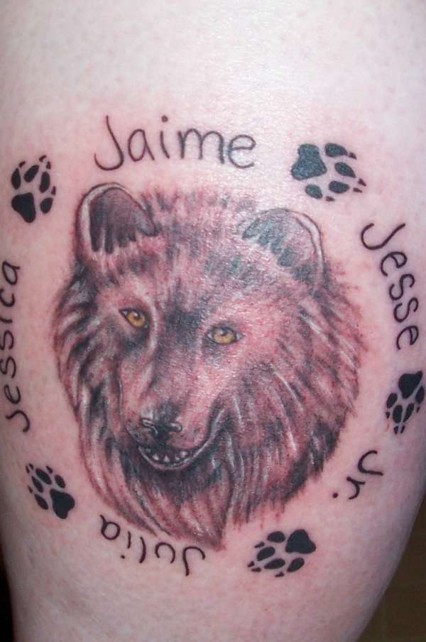 Tradition To Tattoo Wolves Only On Arm Especially No Wolves Tattoos