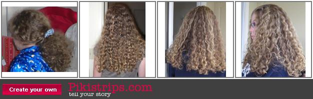 T's Hair Journey