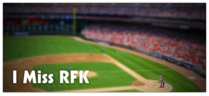 I Miss RFK