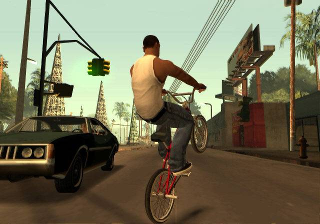 Grand Theft Auto :San Andreas