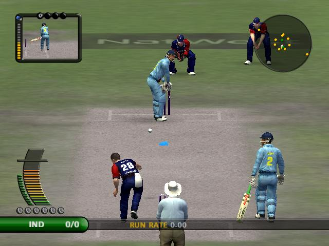 Screens Zimmer 1 angezeig: ps2 cricket games