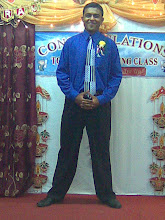 Sir Hemant In The Primary School Graduation