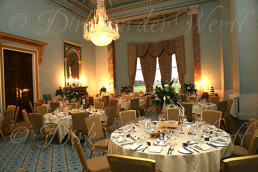 Wedding Reception Venues North East : Wynyard hall a fantastic north east wedding venue