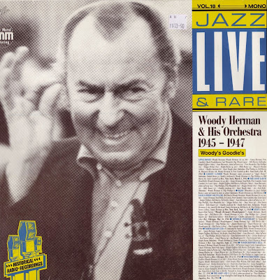 Woody Herman: Jazz Live & Rare Vol 18