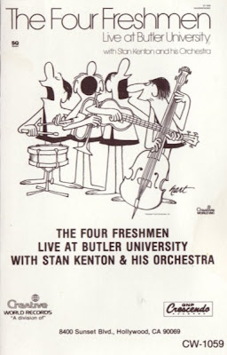Four Freshmen: Live At Butler University (1972)