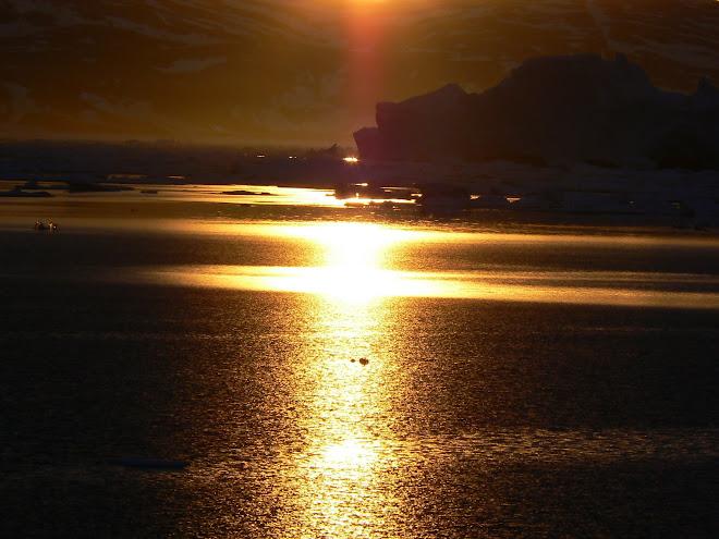 Luce Artica di Fuoco