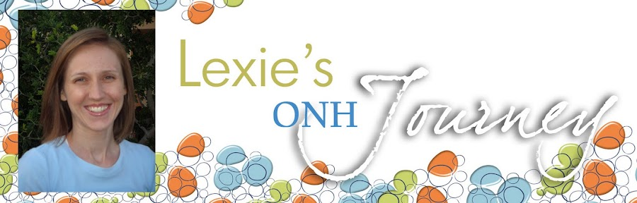 Lexie's ONH Journey