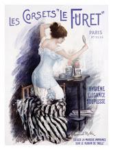 """Les Corsets""""Le Furet"""""""