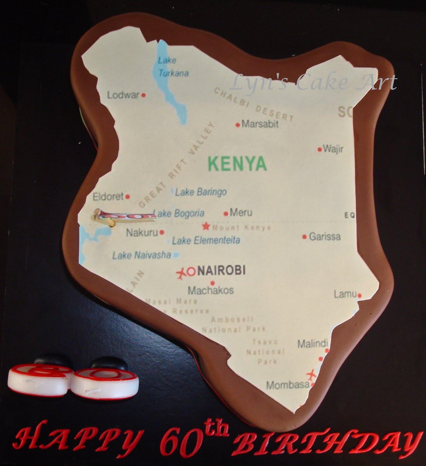Cake Art Kenya