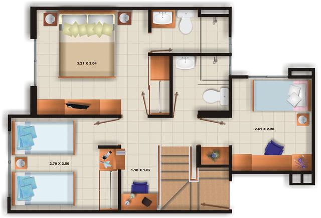 Gu a para comprar proyectos sobre planos finca ra z de - Mi primera casa ...