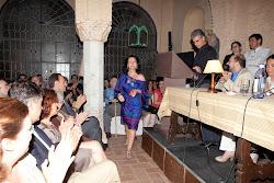 Recibiendo  Premio Ateneo de Córdoba